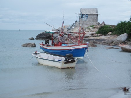 x87 Hua Hin Khao Takeib Boat